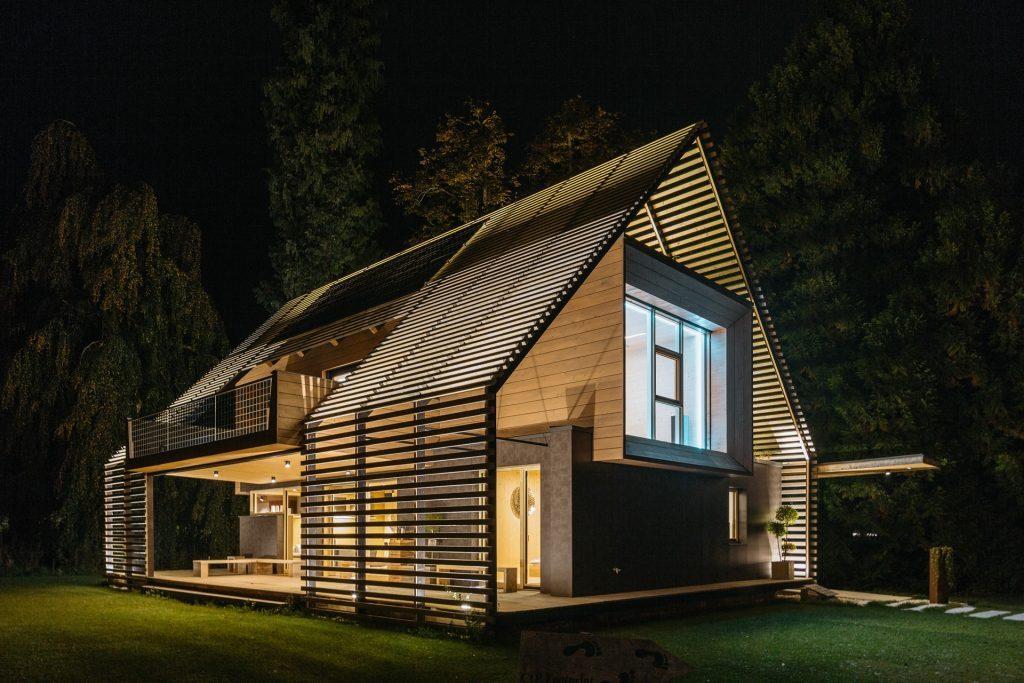 Maison passive intelligente perpetuum solution domotique for La maison passive