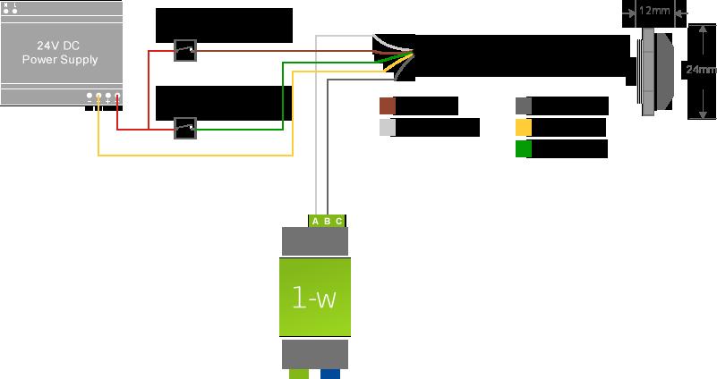 C 226 Blage 1 Wire Solution Domotique Loxone Smart Home Fr