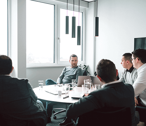Loxone Germany - Meeting Area