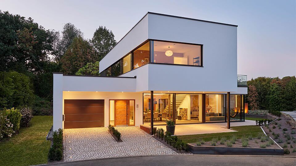 Das Smart Home ohne Cloud von aussen