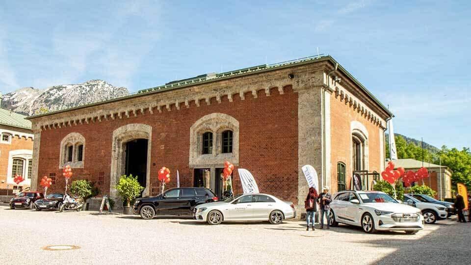 Loxone im Gewerbe - Projekt Alte Saline Bad Reichenhall