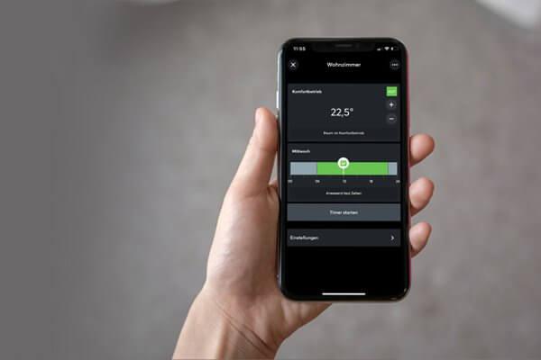 Kostenlose Updates für die Loxone App