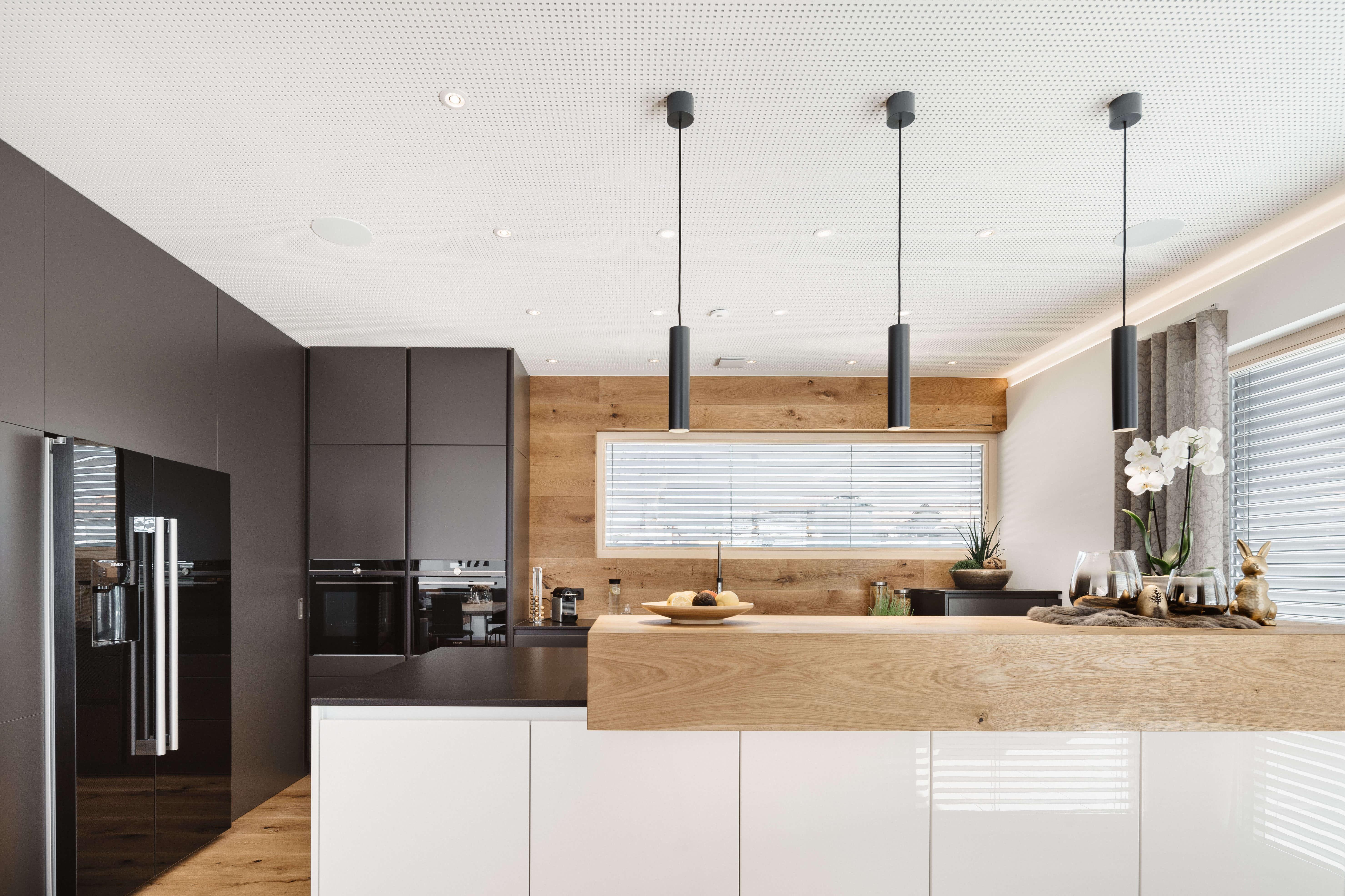 Eclairage LED cuisine - suspension LED
