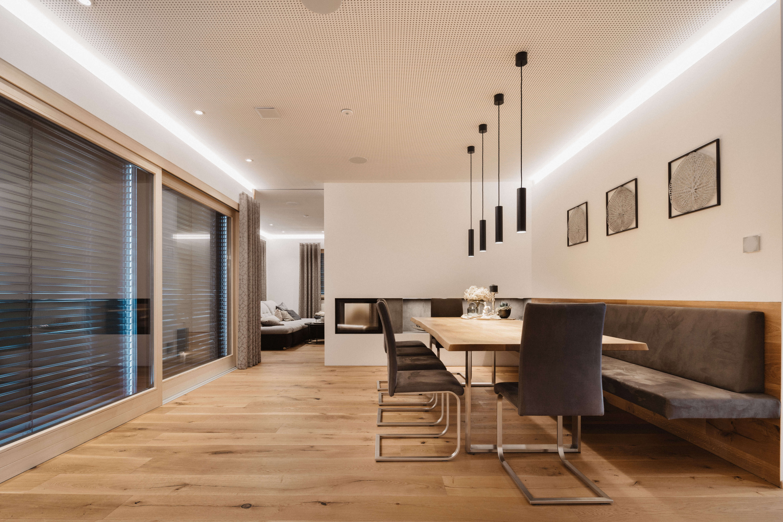 Eclairage Indirect Plafond Salon Des Scenes Relaxantes Loxone Blog