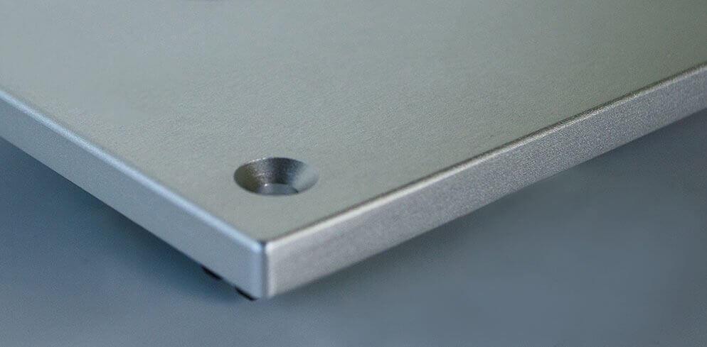 Intercom aluminium