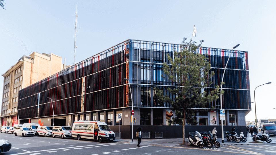 La Croix-Rouge de Barcelone choisit Loxone pour équiper ses bureaux