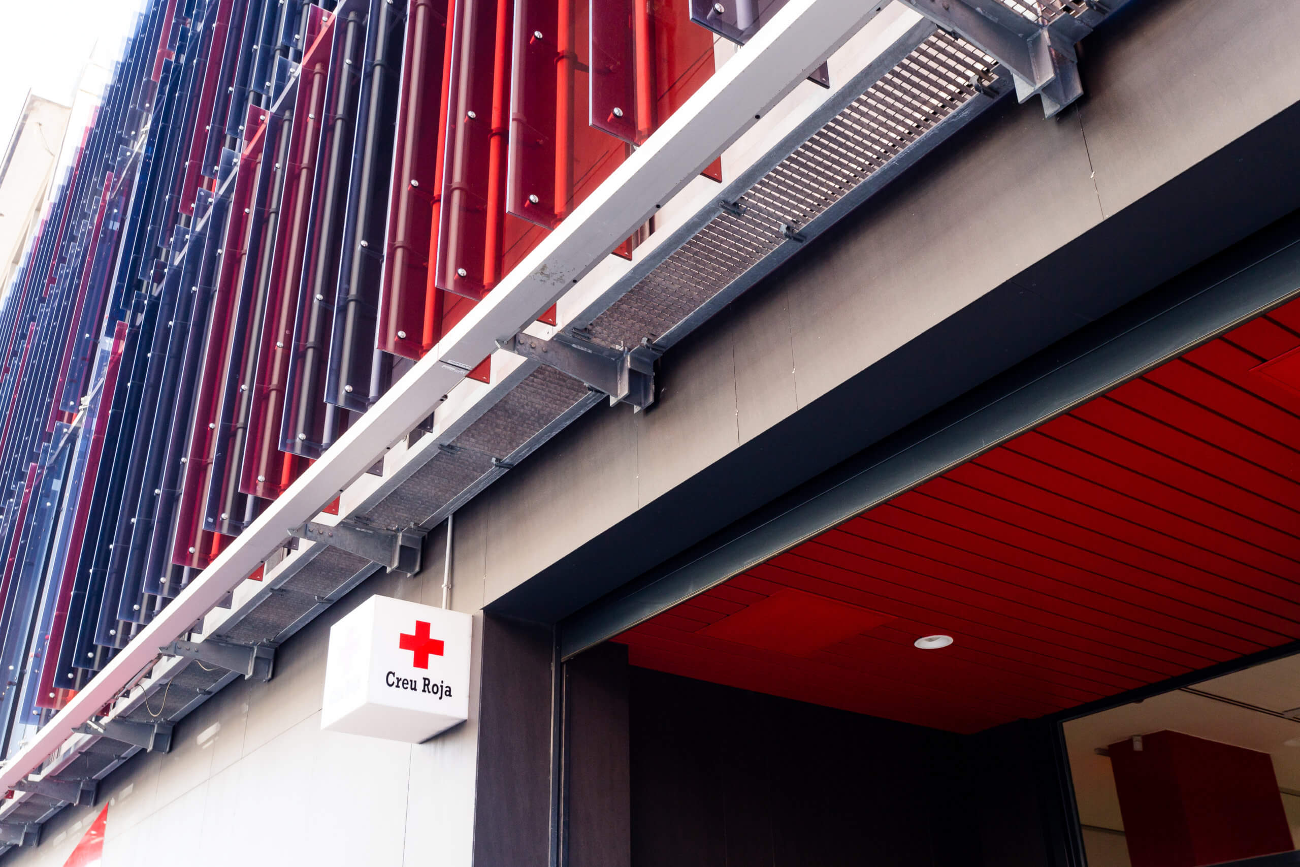 Croix Rouge Barcelone Loxone