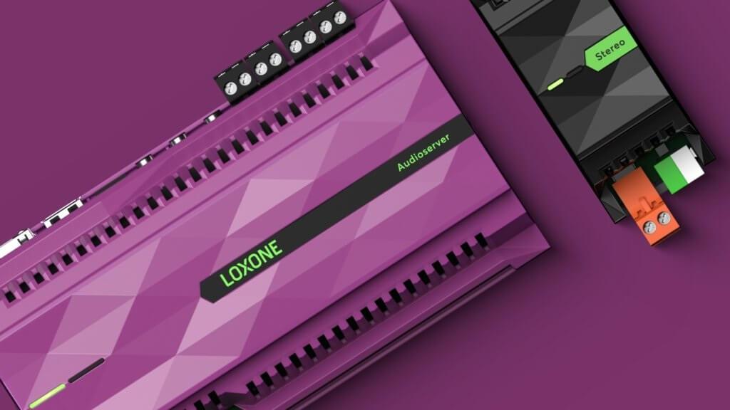 Keynote Loxone : découvrez l'Audioserver en vidéo