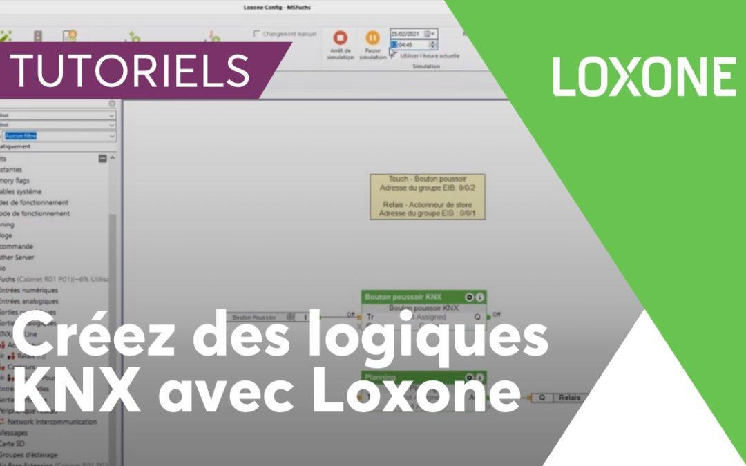 Tutoriel vidéo : comment ajouter du matériel KNX à votre configuration Loxone