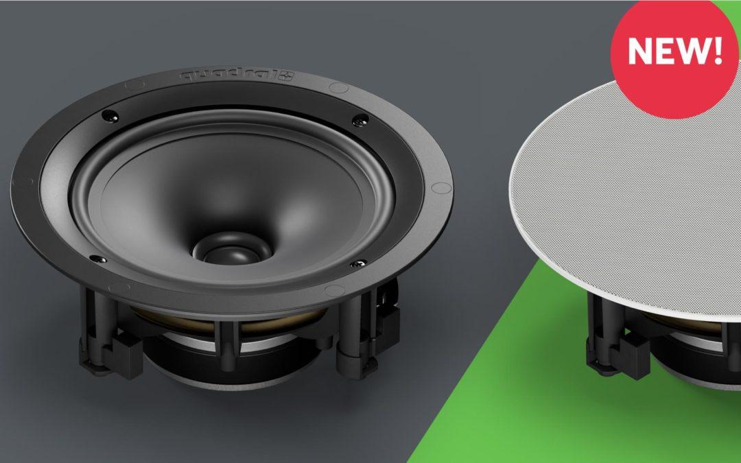 Nouveau : quadral In-Ceiling 7 Speaker