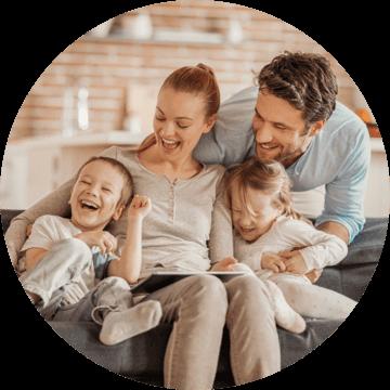 Smart Home Urlaub - Fam Hansen