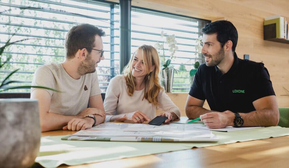 Pianificazione progetto Loxone – è davvero così semplice e gratuito