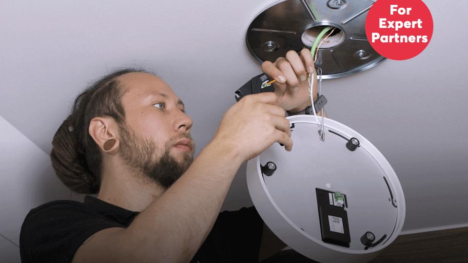 Il modo semplice per una perfetta illuminazione a LED