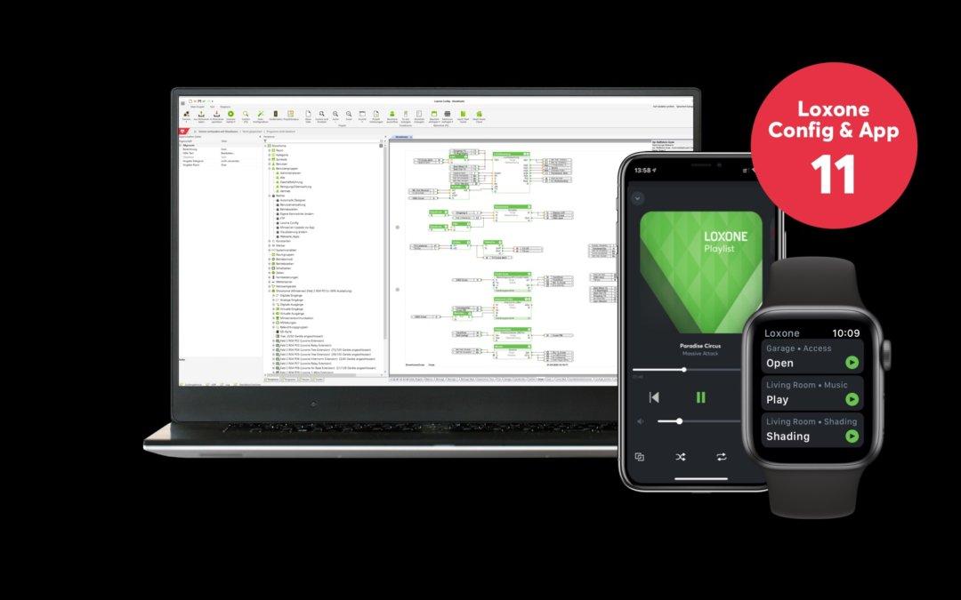 Nuovo: Loxone Config e App 11