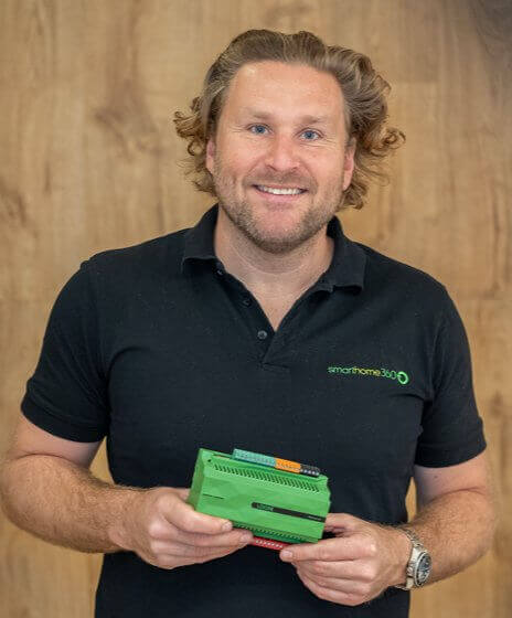 Loxone Partner Rene Seedorff