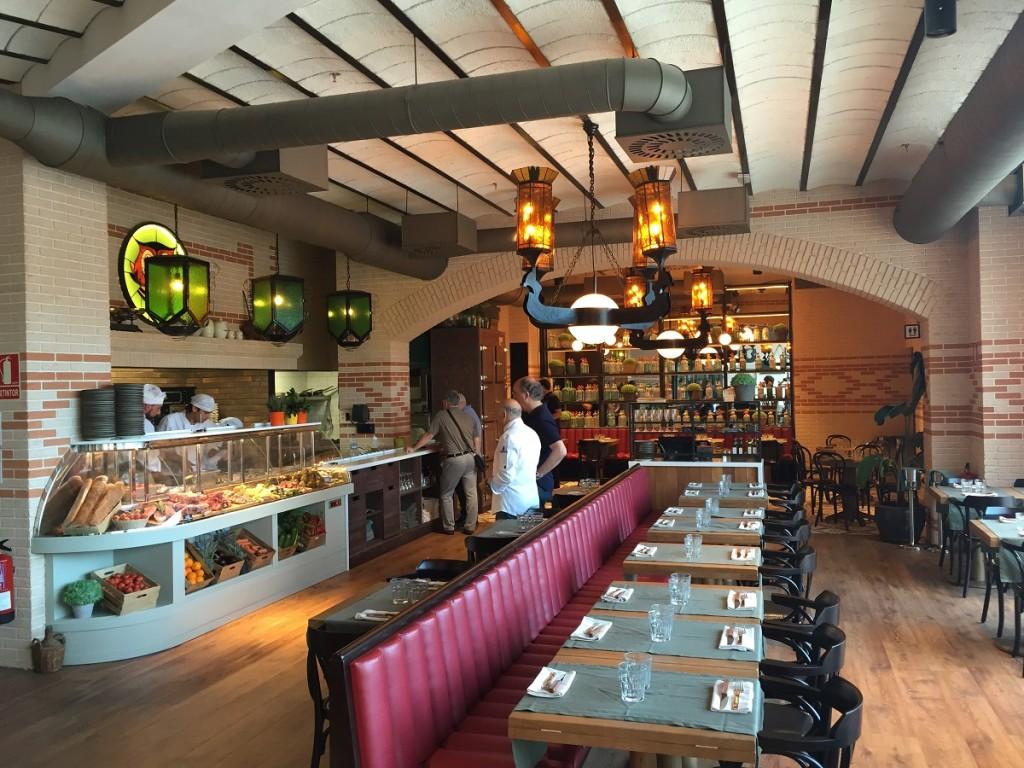 mussol restaurant barcelona