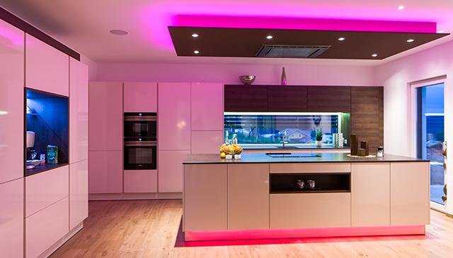 loxone led spots perfect licht energiezuinig volledig. Black Bedroom Furniture Sets. Home Design Ideas