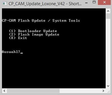 CAM update