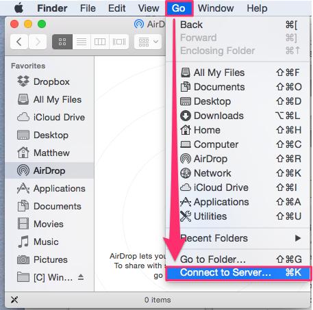 Music Server OSX