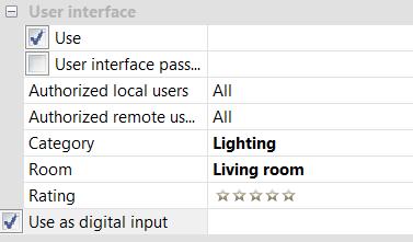 Virtuele output