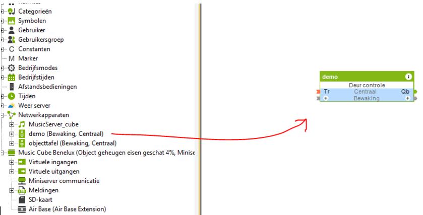 voorbeeldconfig intercom