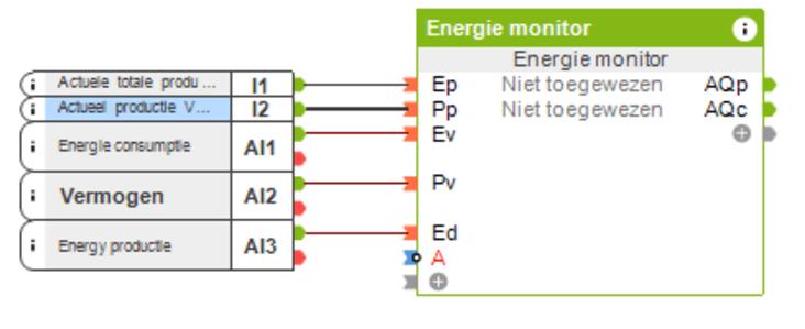 modbus - algemene PV installatie 2 - config