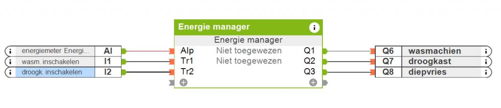 functiebouwsteen energiemanager BETA
