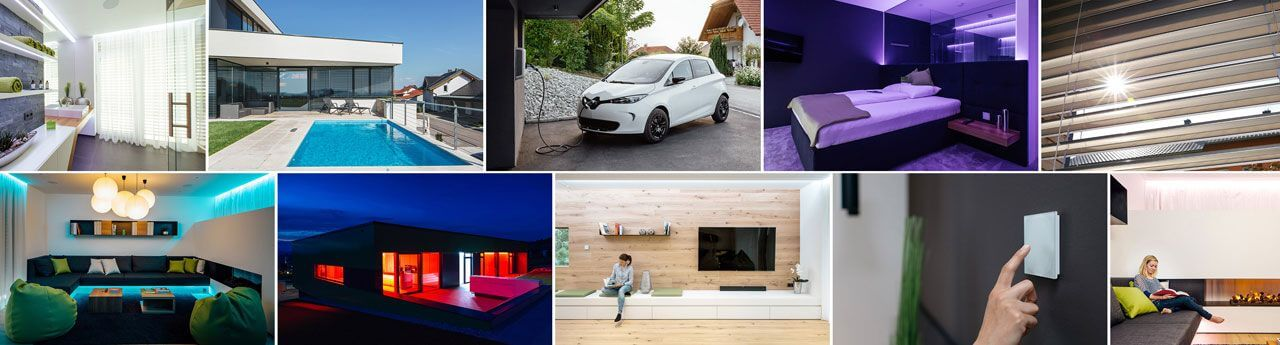 Smart Home Produkte - Einsatzgebiete