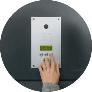 Loxone Intercom anstatt Smart Lock