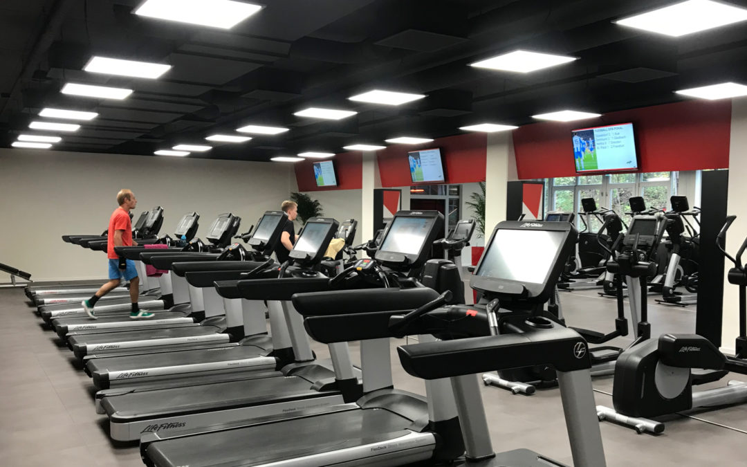 Geautomatiseerde fitness Clever Fit
