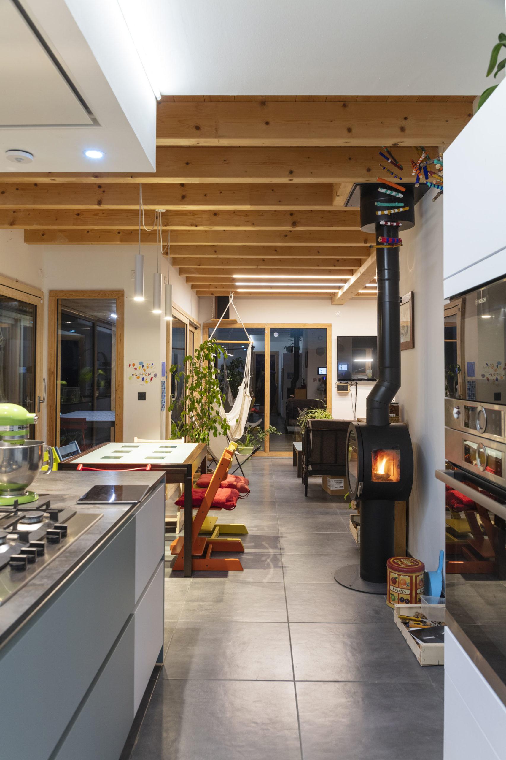 Autoconsommation photovoltaïque maison familiale