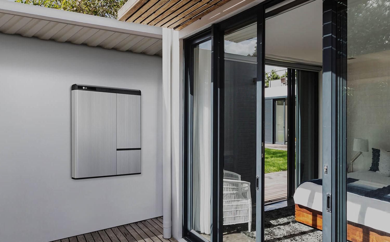 thuisbatterij met zonnepanelen