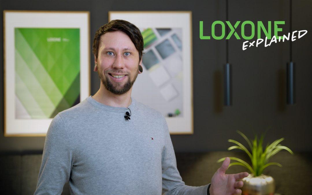 Aanwezigheidsindicatie met behulp van een LED strip – Loxone Explained