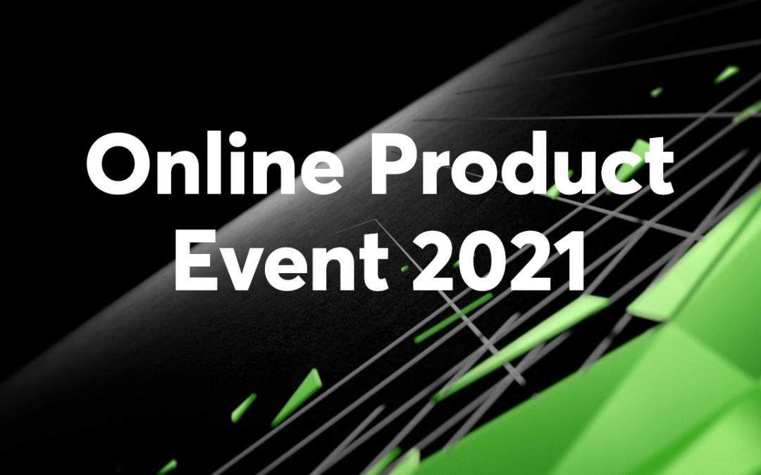 Online Product Event 2021: de nieuwe Intercom
