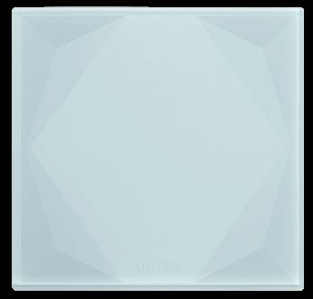 Przycisk Touch Pure biały