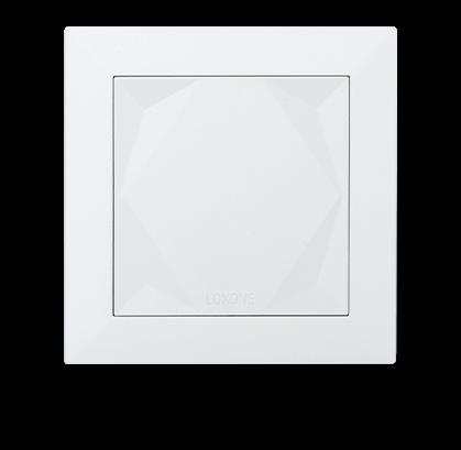 Przycisk Touch biały