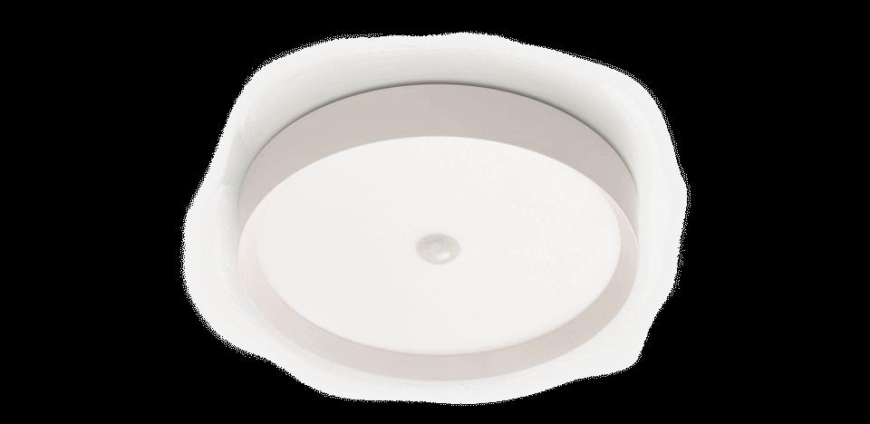 Lampa sufitowa w kolorze białym