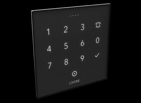 NFC Code Touch z podświetleniem