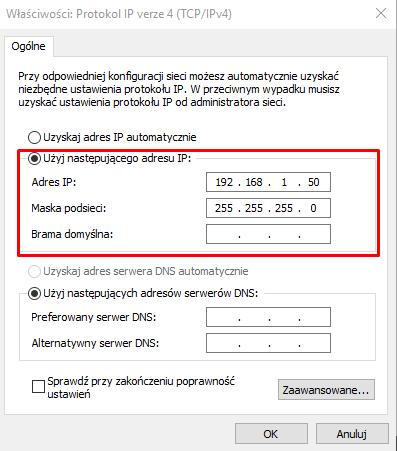Pierwsza Konfiguracja Miniservera Loxone Dokumentacja