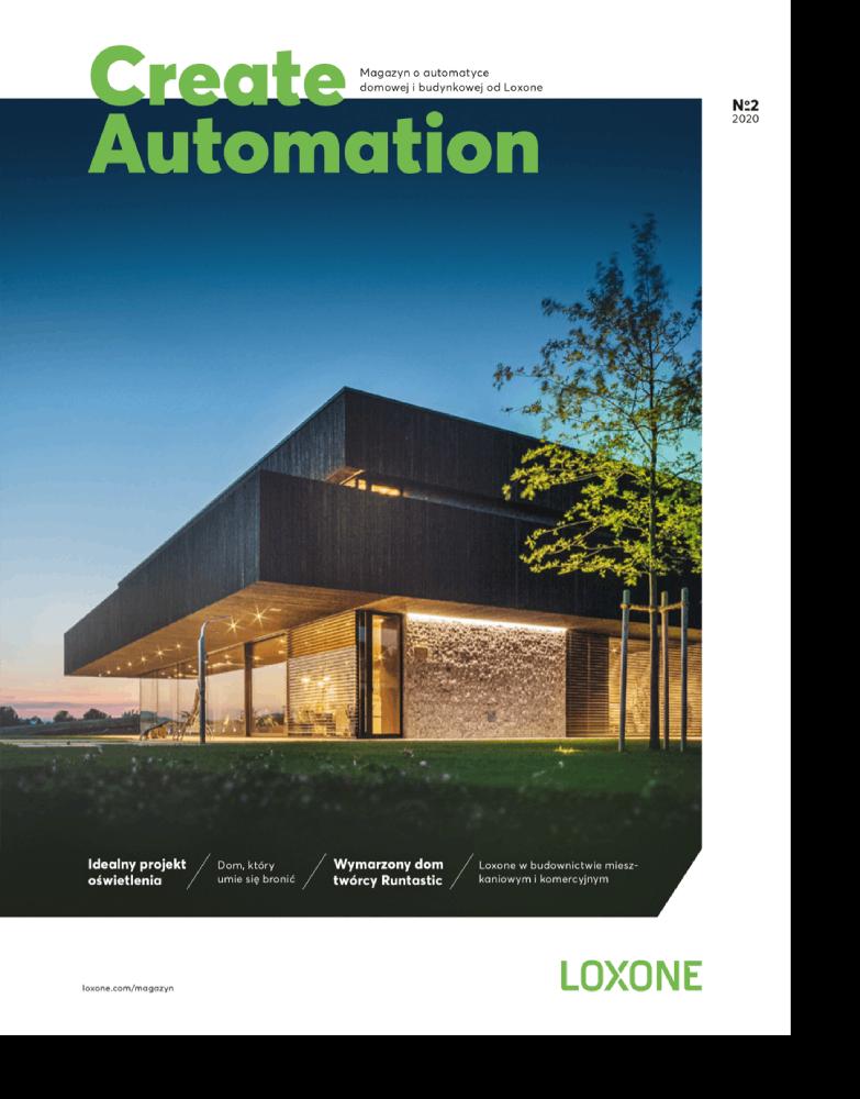 Magazyn Loxone Create Automation