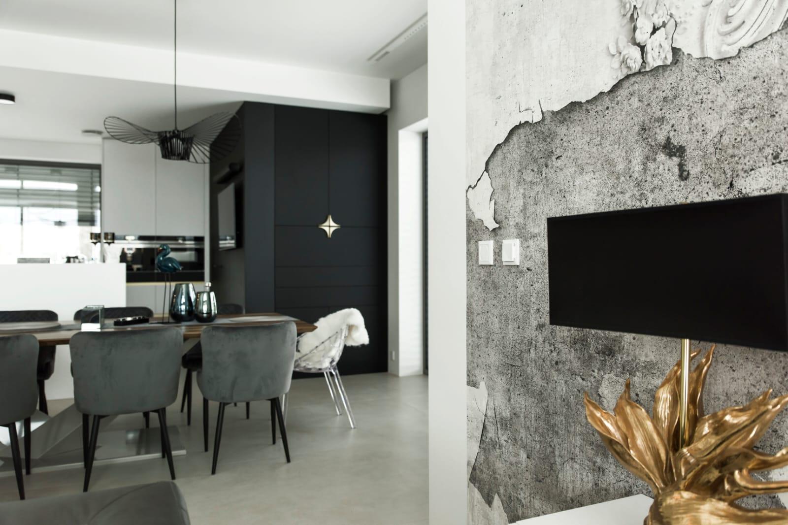 Pokój dzienny w smart home