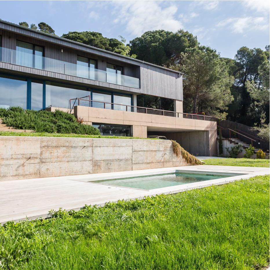 Dom pasywny Girona