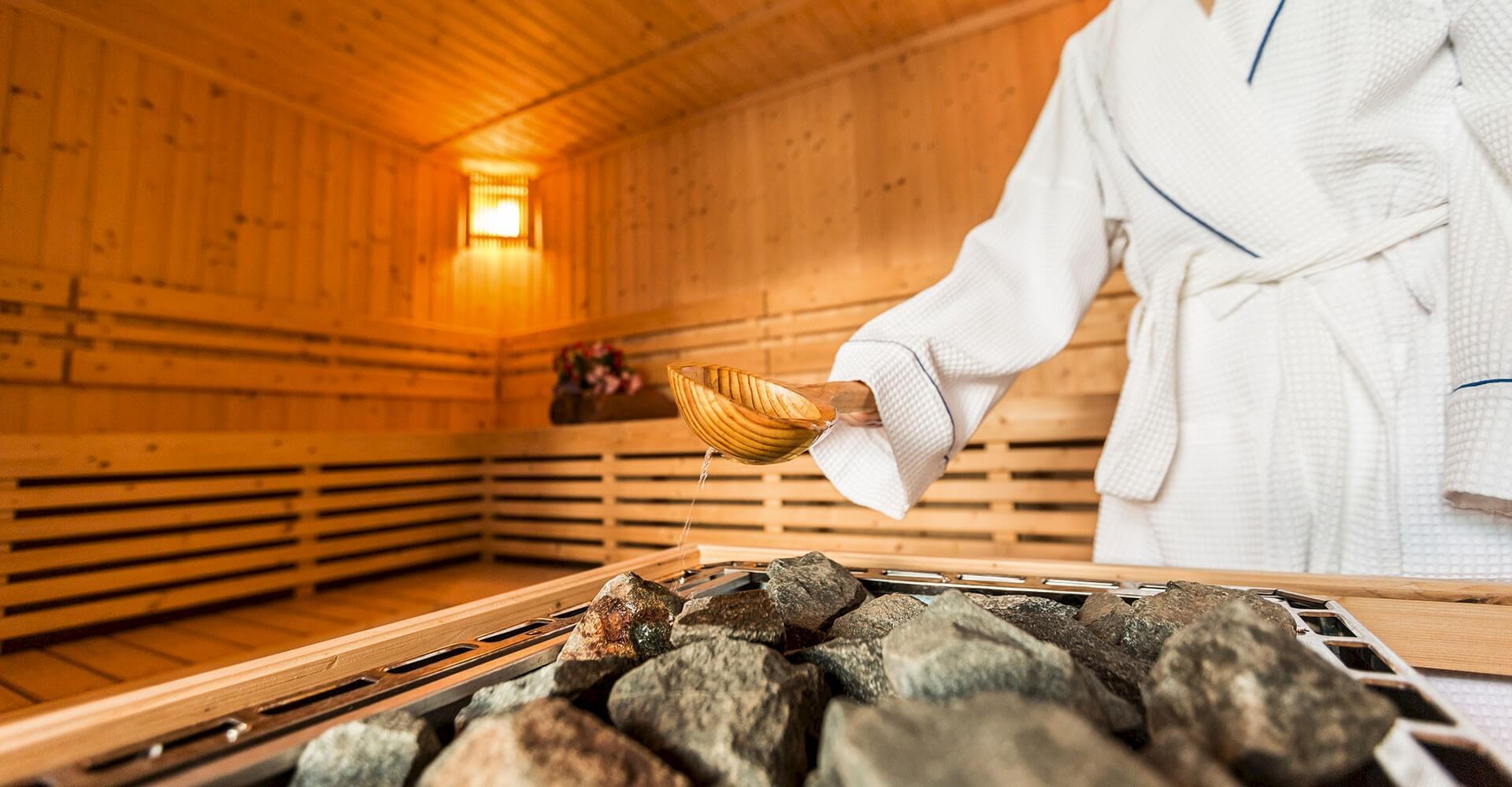 Sauna a Wellness