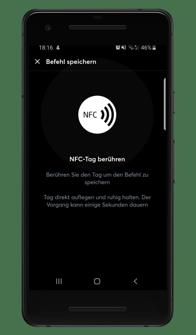 NFC prístup