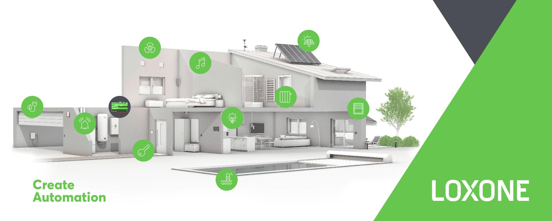 Infografika: technológie v (inteligentnom) dome.