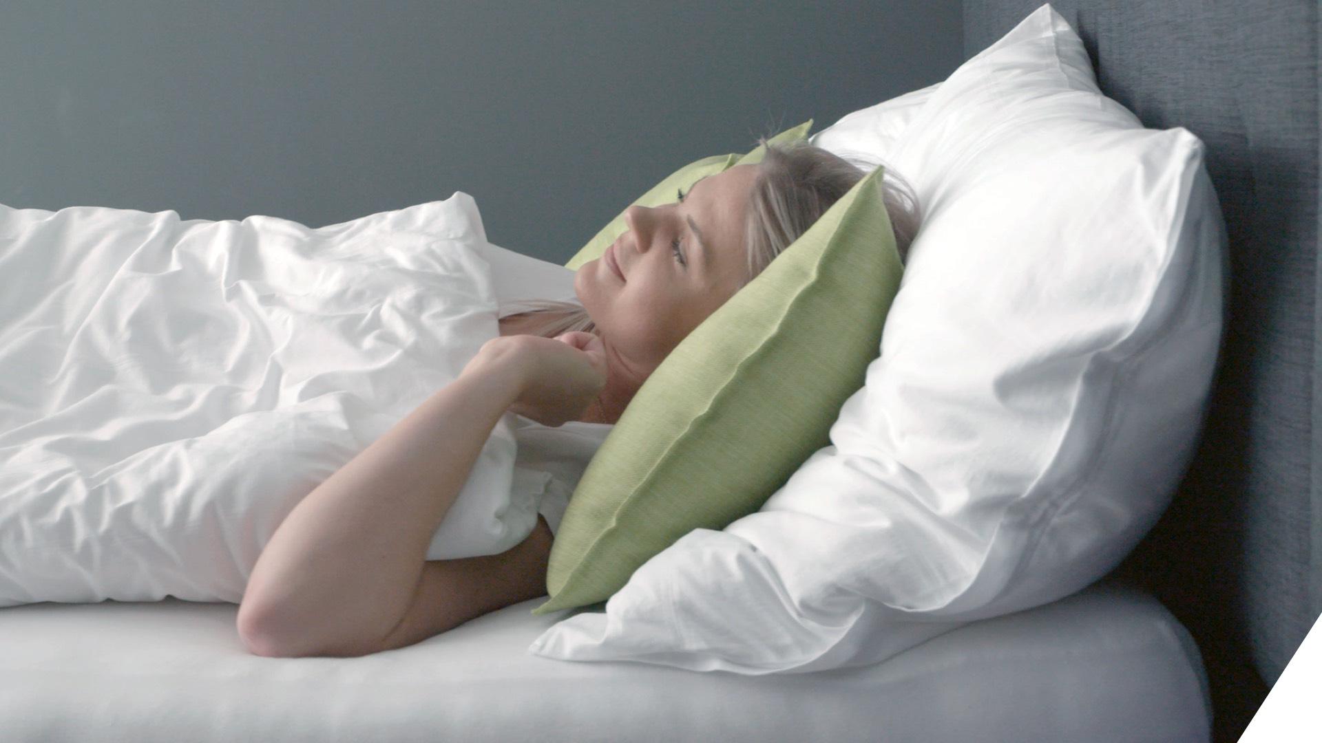 Spacia žena