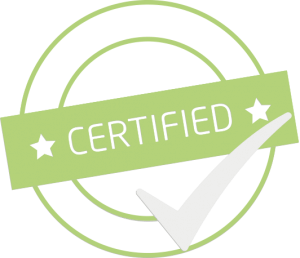 Certifikované
