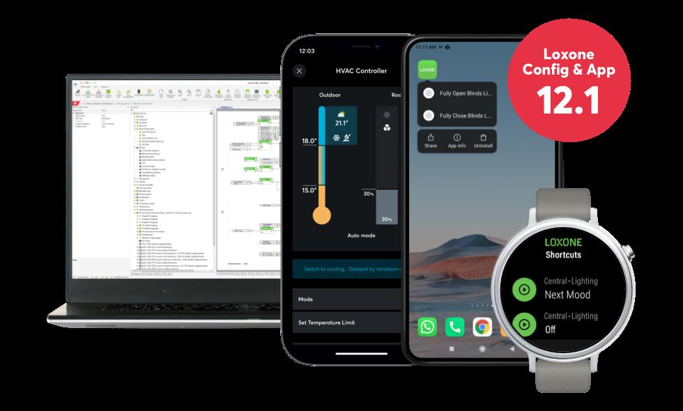 Nová verzia Config a app 11.1