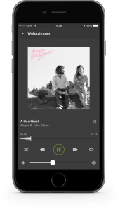 Mockup-Music-Server